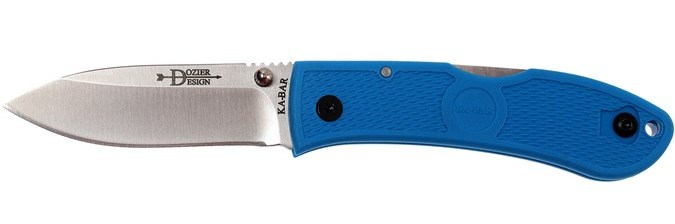 Ka-Bar Dozier Blue