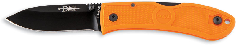 Ka-Bar Dozier Orange